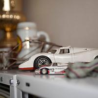 Porsche 917 Model Car, Kremer Racing Workshop 2007