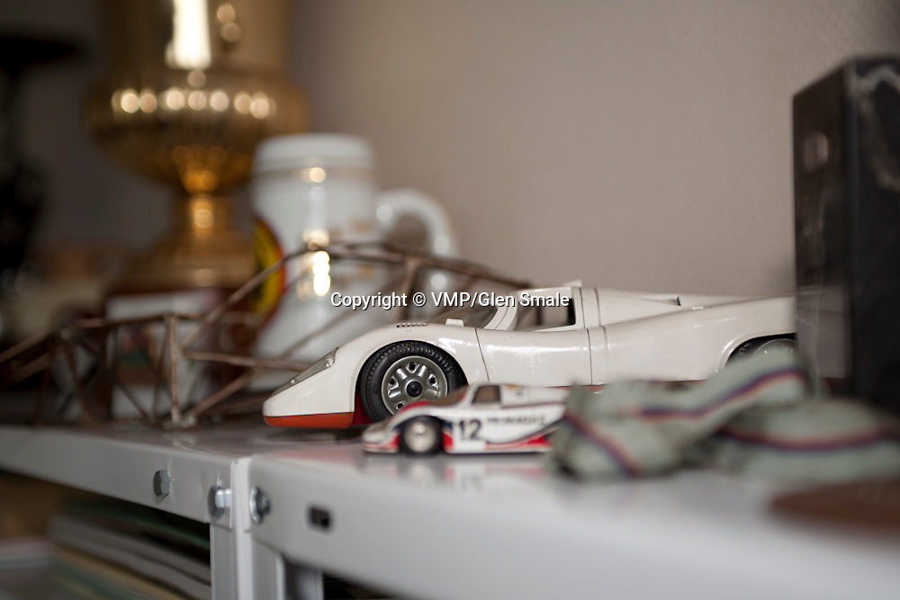Porsche 917 Model Car, Kremer Racing Workshop 2007