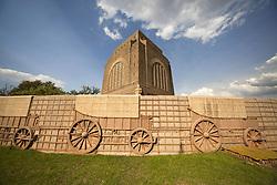 June 3, 2016 - the Voortrekker Monument in Pretoria, Gauteng, South Africa, Africa (Credit Image: © AGF via ZUMA Press)