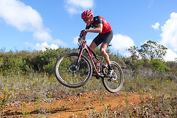 Julian Jessop shows off his XCO skills during the marathon 95km Stage 1 of the Cape Pioneer Trek, on 17th of October 2016<br /> <br /> <br /> Photo by: Oakpics/Cape Pioneer Trek/SPORTZPICS<br /> <br /> <br /> {dem16gst}