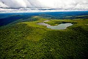Carajas_PA, Brasil...Lagoa natural localizada na serra sul dentro da unidade de conservacao da Floresta Nacional de Carajas...The natural lake located in the south mountain in conservation region at Carajas National Forest.. .Foto: JOAO MARCOS ROSA / NITRO