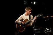 Guitarist Peter Bernstein performs solo guitar at the Nashville Jazz Workshop