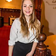 NLD/Amsterdam/20170419 - Cast presentatie musical Liesbeth, Bernice Havenaar