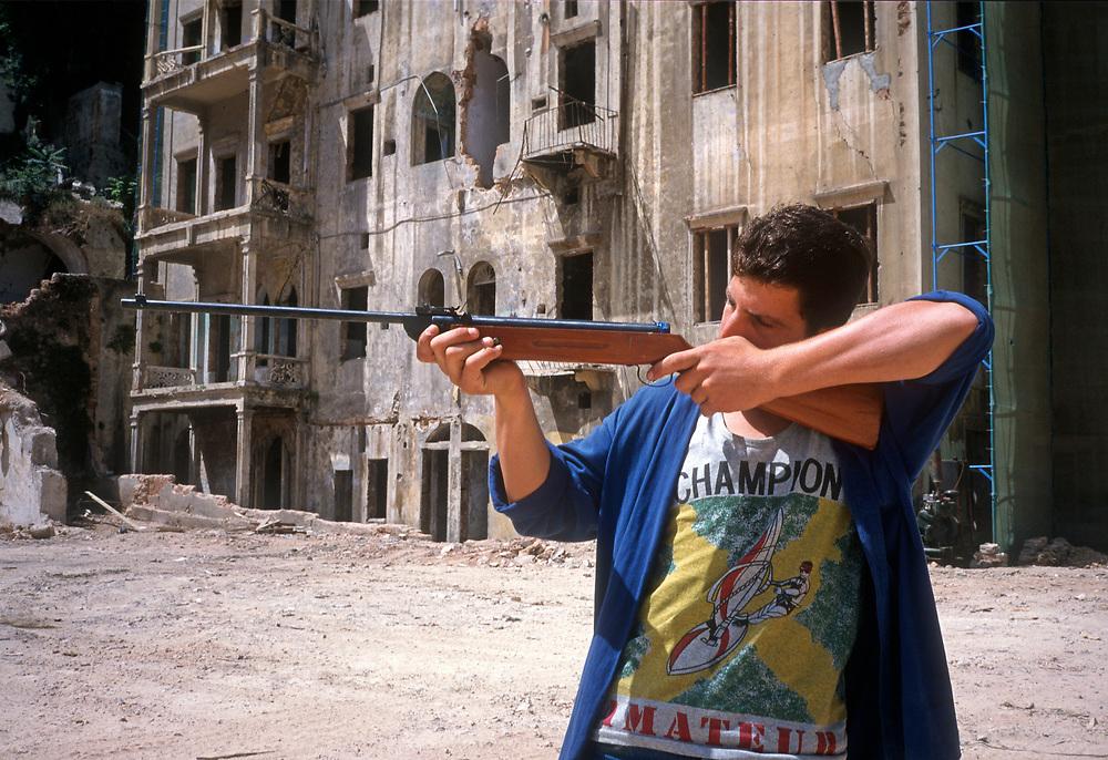 Beirut, Lebanon 1998.