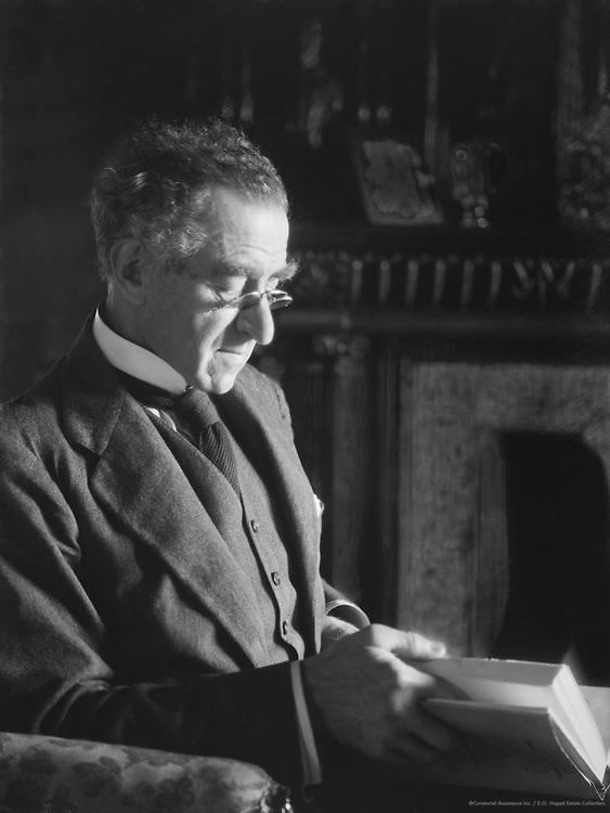 Thomas Colyer Colyer-Fergusson, genealogist, England, 1925