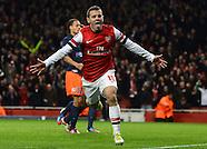 Arsenal v Montpellier 211112