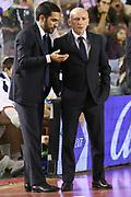 DESCRIZIONE : Roma Lega A 2013-2014 Acea Roma Pallacanestro Cantu<br /> GIOCATORE : Luca Dalmonte Federico Fuca<br /> CATEGORIA : ritratto fair play<br /> SQUADRA : Acea Roma<br /> EVENTO : Roma Lega A 2013-2014 Acea Roma Pallacanestro Cantu<br /> GARA : Acea Roma Pallacanestro Cantu<br /> DATA : 03/11/2013<br /> SPORT : Pallacanestro <br /> AUTORE : Agenzia Ciamillo-Castoria/M.Simoni<br /> Galleria : Lega Basket A 2013-2014  <br /> Fotonotizia :Roma Lega A 2013-2014 Acea Roma Pallacanestro Cantu<br /> Predefinita :