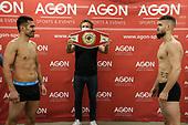2021.02.26 | Boxen: AGON Sports Boxgala Waage