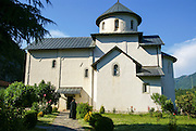 Moraca Monastery is a Serbian Orthodox monastery located in the valley of the Moraca River in Kolasin, central Montenegro.