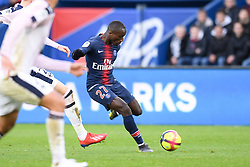 February 9, 2019 - Paris, France - 27 MOUSSA DIABY  (Credit Image: © Panoramic via ZUMA Press)