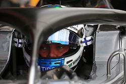 February 26, 2018 - Barcelona, Catalonia, Spain - the Mercedes of Valtteri Bottas during the tests at the Barcelona-Catalunya Circuit, on 27th February 2018 in Barcelona, Spain. (Credit Image: © Joan Valls/NurPhoto via ZUMA Press)