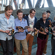 NLD/Hilversum/20131130 - Start Radio 2000, dj's top2000