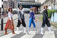ABBA Mania Photocall