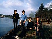 Buzzcocks at Loch Lomond Rock Festival 1979