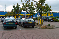 Ikea store Metro Centre Tyneside UK
