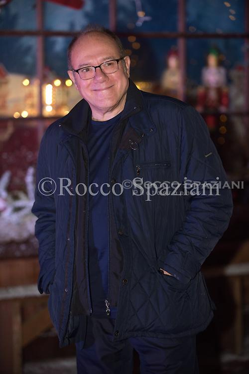 Carlo Verdone Super Vacanze di Natale premiere, Red carpet, Rome, Italy - 12 Dec 2017