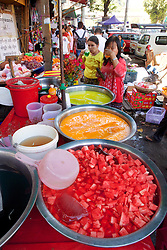 Fruit & Refreshments Near Gyee Zai Market
