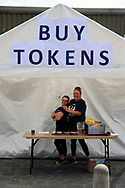 AFC Wimbledon beer festival during the Pre-Season Friendly match between AFC Wimbledon and Queens Park Rangers at the Cherry Red Records Stadium, Kingston, England on 14 July 2018. Picture by Matthew Redman.