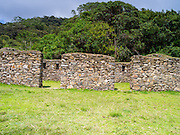 Llactapat is presumed to be on an Incan outpost near Machu Picchu.