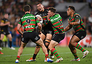 James Fisher-Harris.<br /> NRL Grand Final 2021.<br /> Penrith Panthers v South Sydney Rabbitohs. <br /> © image by NRL Photos