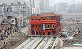 100-year-old Building Makes Monolithic Shift