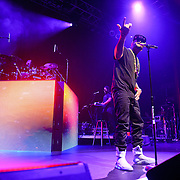 SILVER SPRING, MD - March 17th, 2012 - The-Dream performs at the Fillmore Silver Spring in Silver Spring, MD after a week of performances in Austin, TX at the annual SXSW music festival. The-Dream's fourth studio album is scheduled to be released later this year. (Photo by Kyle Gustafson/For The Washington Post)