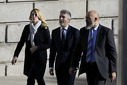 Fernando Grande-Marlaska attends to 40 Anniversary of Spanish Constitution at Congreso de los Diputados in Madrid, Spain. December 06, 2018. Photo by ALTERPHOTOS/A. Perez Meca/ABACAPRESS.COM