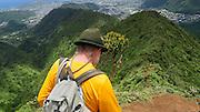 Wa'ahila Ridge, St Louis Heights, Honolulu, Oahu, Hawaii