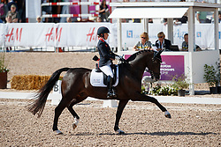 Wells Sophie, GBR, C Fatal Attraction<br /> FEI European Para Dressage Championships - Goteborg 2017 <br /> © Hippo Foto - Dirk Caremans<br /> 21/08/2017,