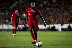 March 22, 2019 - Lisbon, Portugal - William Carvalho of Portugal and Real Betis during the Euro 2020 qualifying football match Portugal vs Ukraine at Luz stadium in Lisbon on March 22, 2019. (Credit Image: © Filipe Amorim/NurPhoto via ZUMA Press)