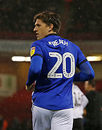 Sheffield Wednesday midfielder Adam Reach (20)  during the EFL Sky Bet Championship match between Sheffield United and Sheffield Wednesday at Bramall Lane, Sheffield, England on 9 November 2018.