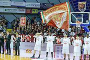 DESCRIZIONE : Venezia Lega A 2015-16 Umana Reyer Venezia Pasta Reggia Caserta<br /> GIOCATORE : Tifosi Umana Reyer Venezia<br /> CATEGORIA : Before Tifosi<br /> SQUADRA : Umana Reyer Venezia Pasta Reggia Caserta<br /> EVENTO : Campionato Lega A 2015-2016<br /> GARA : Umana Reyer Venezia Pasta Reggia Caserta<br /> DATA : 29/11/2015<br /> SPORT : Pallacanestro <br /> AUTORE : Agenzia Ciamillo-Castoria/G. Contessa<br /> Galleria : Lega Basket A 2015-2016 <br /> Fotonotizia : Venezia Lega A 2015-16 Umana Reyer Venezia Pasta Reggia Caserta