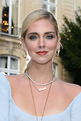 Chiara Ferragni attending the Jacquemus Fashion Show during Paris Fashion Week Womenswear Spring - summer 2019 held in Paris, France on september 24 , 2018. Photo by Aurore Marechal/ABACAPRESS.COM