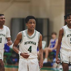 12-04-2020 Mandeville vs Newman Boys Basketball