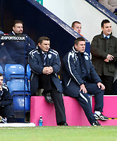 Photo: Mark Stephenson/Sportsbeat Images.<br /> West Bromwich Albion v Wolverhampton Wanderers. Coca Cola Championship. 25/11/2007.West Brom's manager Tony Mowbray