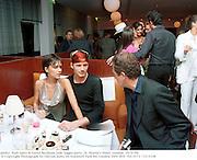 posh2. Posh Spice & David Beckham.Jade Jagger party. St. Martin's Hotel, London. 20/9/99.  © Copyright Photograph by Dafydd Jones 66 Stockwell Park Rd. London SW9 0DA  Tel 0171 733 0108