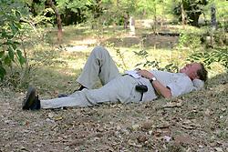 Roger Griffin Resting