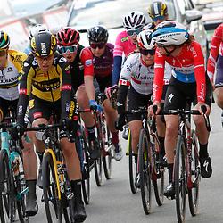 14-03-2021: Wielrennen: GP Oetingen: Oetingen: Christine Majerus: Romy Kasper