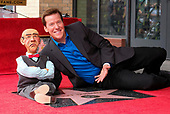 Jeff Dunham honored with a star on the Hollywood Walk of Fame