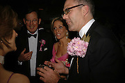 Paul arengo-Jones, Emily Maitlis and William Landale, The Blush Ball, Natural History Museum, London<br />Breast Cancer Haven trust charity evening for the construction of a third Haven in North England. ONE TIME USE ONLY - DO NOT ARCHIVE  © Copyright Photograph by Dafydd Jones 66 Stockwell Park Rd. London SW9 0DA Tel 020 7733 0108 www.dafjones.com
