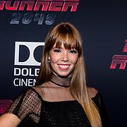 NLD/Hilversum/20171004 - Premiere Blade Runner 2049, Emily van Tongeren