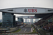 April 20, 2014 - Shanghai, China. UBS Chinese Formula One Grand Prix. Chinese GP opening laps