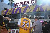 NBA-Kobe Bryant Memorial-Jan 31, 2020