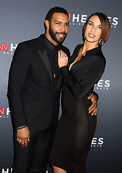 December 9, 2018 - New York City, New York, U.S. - OMARI HARDWICK and JAE HARDWICK attend the 12th Annual CNN Heroes: An All-Star Tribute held at the American Museum of National History. (Credit Image: © Nancy Kaszerman/ZUMA Wire)