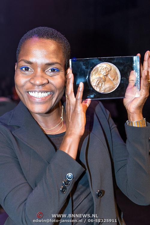 NLD/Amsterdam/20170917 - Gala van het Nederlands Theater 2017, Romano Vrede, winnaar Theo d'Or 2017