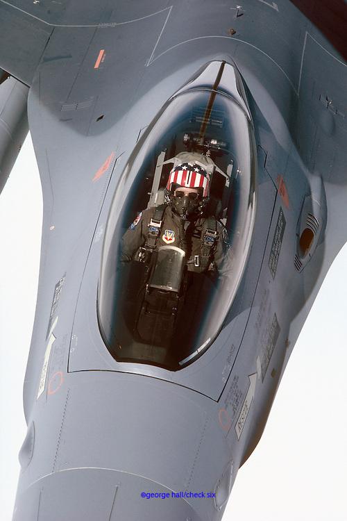 F-16A Pilot