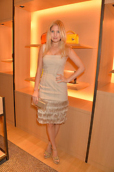 MARISSA MONTGOMERY at the opening party for Moynat's new Maison de Vente in Mayfair at 112 Mount Street, London W1 on 12th March 2014.