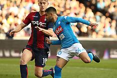 SSC Napoli v Bologna FC - 28 January 2018