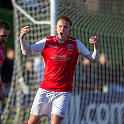 Broxburn Athletic FC 3 v 0 Cowdenbeath, William Hill Scottish Cup 2nd Round replay