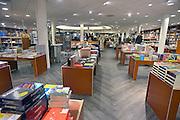 Nederland, Nijmegen, 16-11-2012De vestiging van selexyz in Nijmegen, Dekker van de Vegt, vanaf deze week opgegaan in de Slegte. De winkel is verbouwd en heropend.Foto: Flip Franssen/Hollandse Hoogte